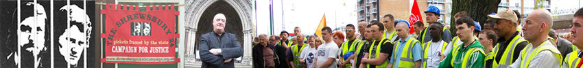 Justice for Shrewsbury Pickets Campaign